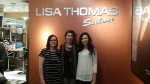 Lisa Thomas Salon Internship