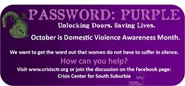 Stop Domestic Volence.